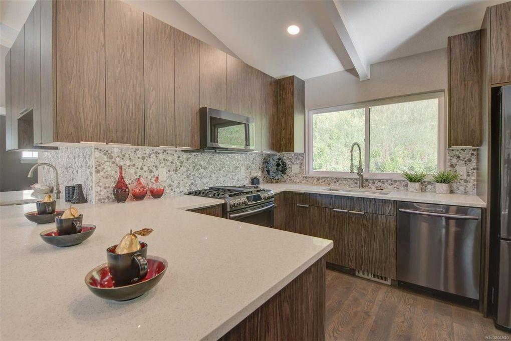 Framless Kitchen
